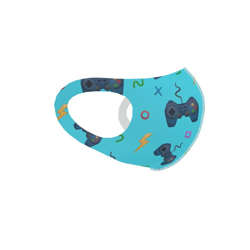Ear Loop Mask - Pale Bue Gaming - printonitshop