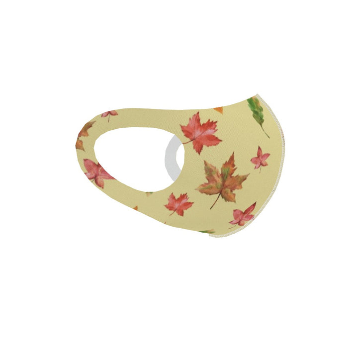 Ear Loop Mask - Autumn Cream - printonitshop