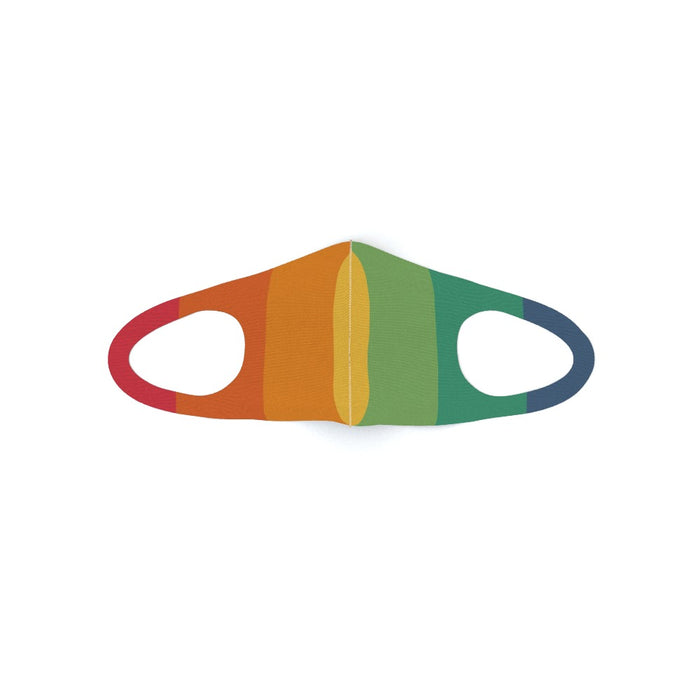 Ear Loop Mask - Rainbow - printonitshop