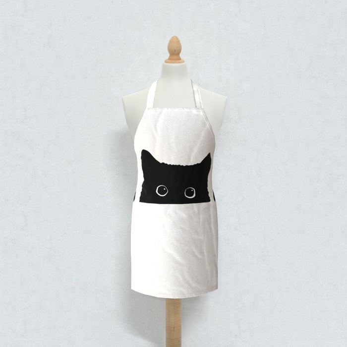 Apron - Kitty - printonitshop