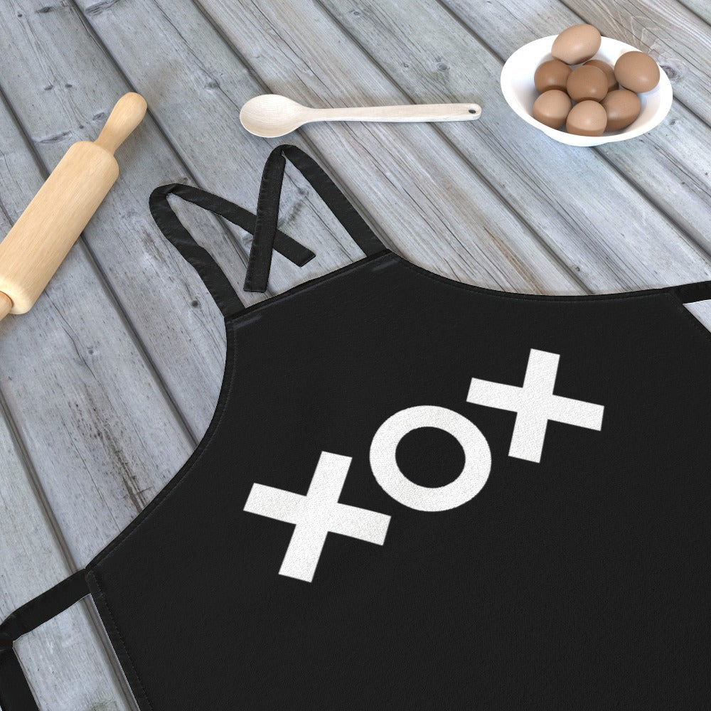 Apron - XOX, Kitchen & Dining by Print On It