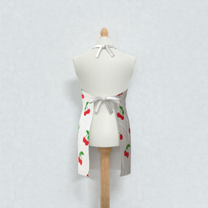 Apron - White Cherries - printonitshop