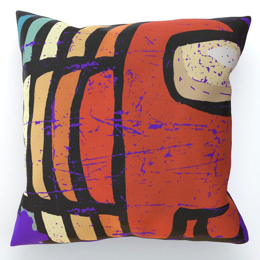 Cushion - Among Us Purple - printonitshop