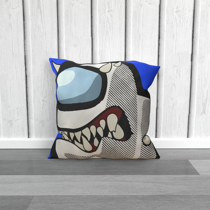Cushions - Among Us Blue 2 - printonitshop