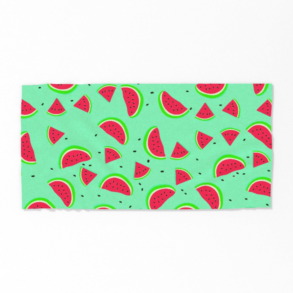 Towel - Melons, Linens & Bedding by Print On It