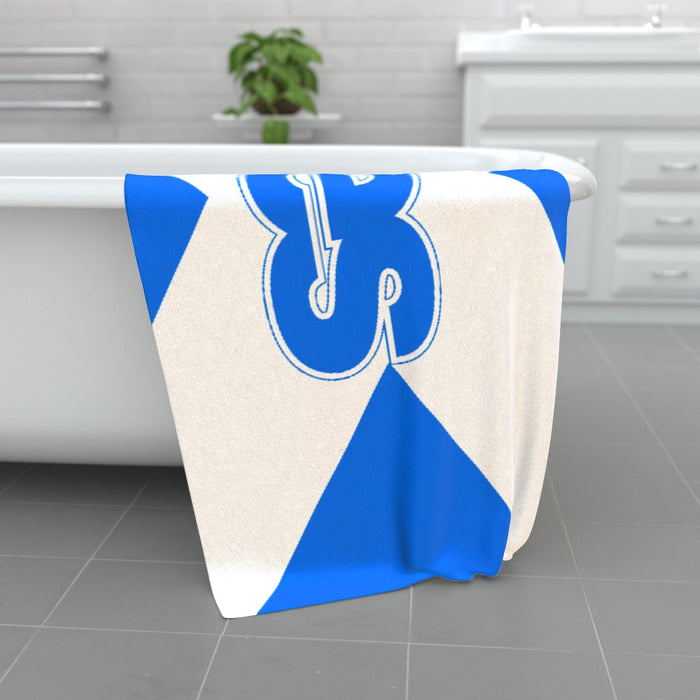 Towel - Scotland Yes - printonitshop