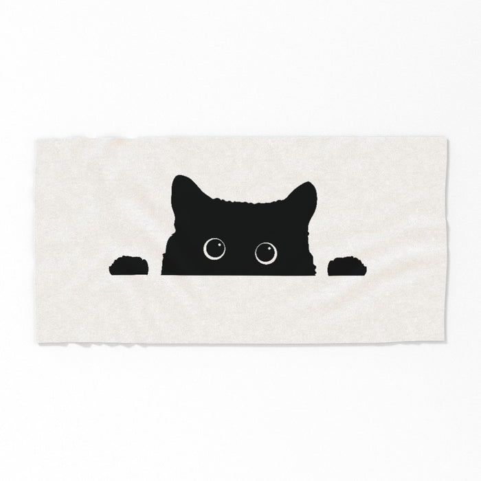 Towel - Kitty - printonitshop