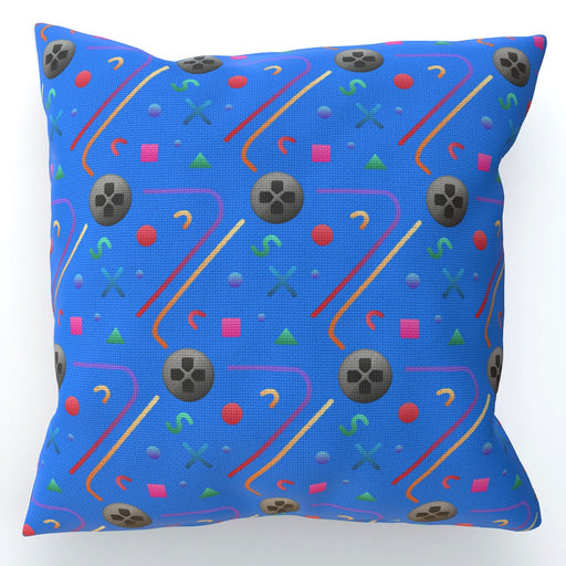Cushion - Controllerz Light Blue - printonitshop