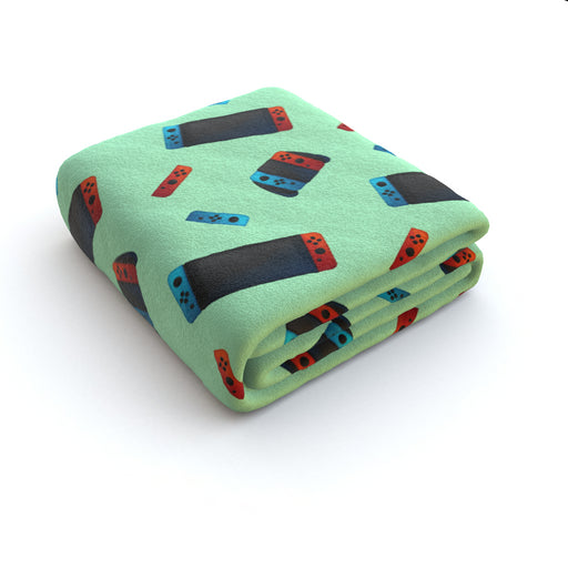 Blanket - Switch Light Green - printonitshop
