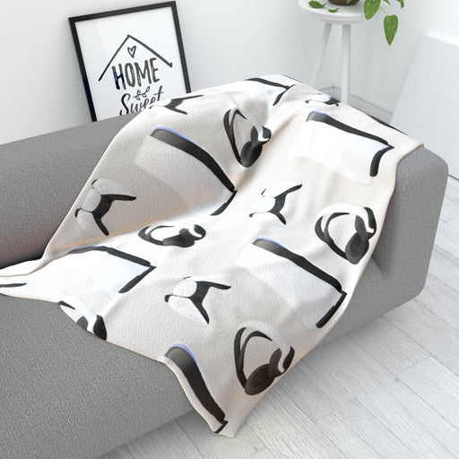 Blanket - PS New Gaming Grey - printonitshop