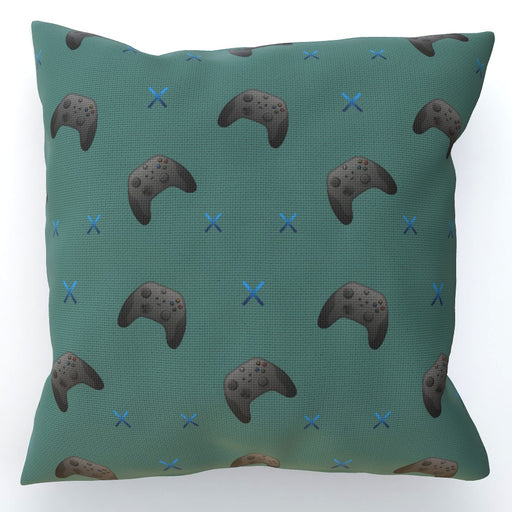 Cushion - X Boxing 2 Dark Green - printonitshop