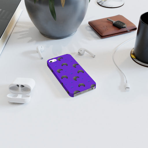 iPhone case - X Boxing Purple - printonitshop