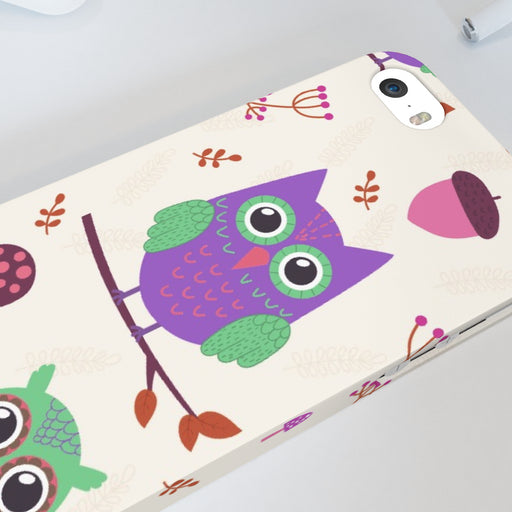 iPhone Cases - Owl Friends - printonitshop
