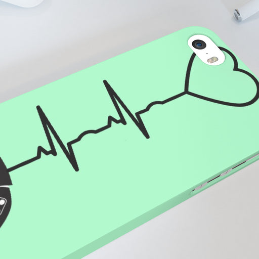 iPhone Cases - Gaming Heartbeat - printonitshop
