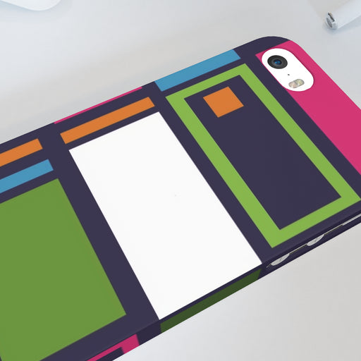 iPhone Cases - Abstract Blocks - printonitshop