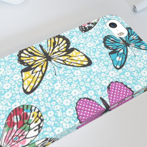 iPhone Cases - Floral Butterflies - printonitshop