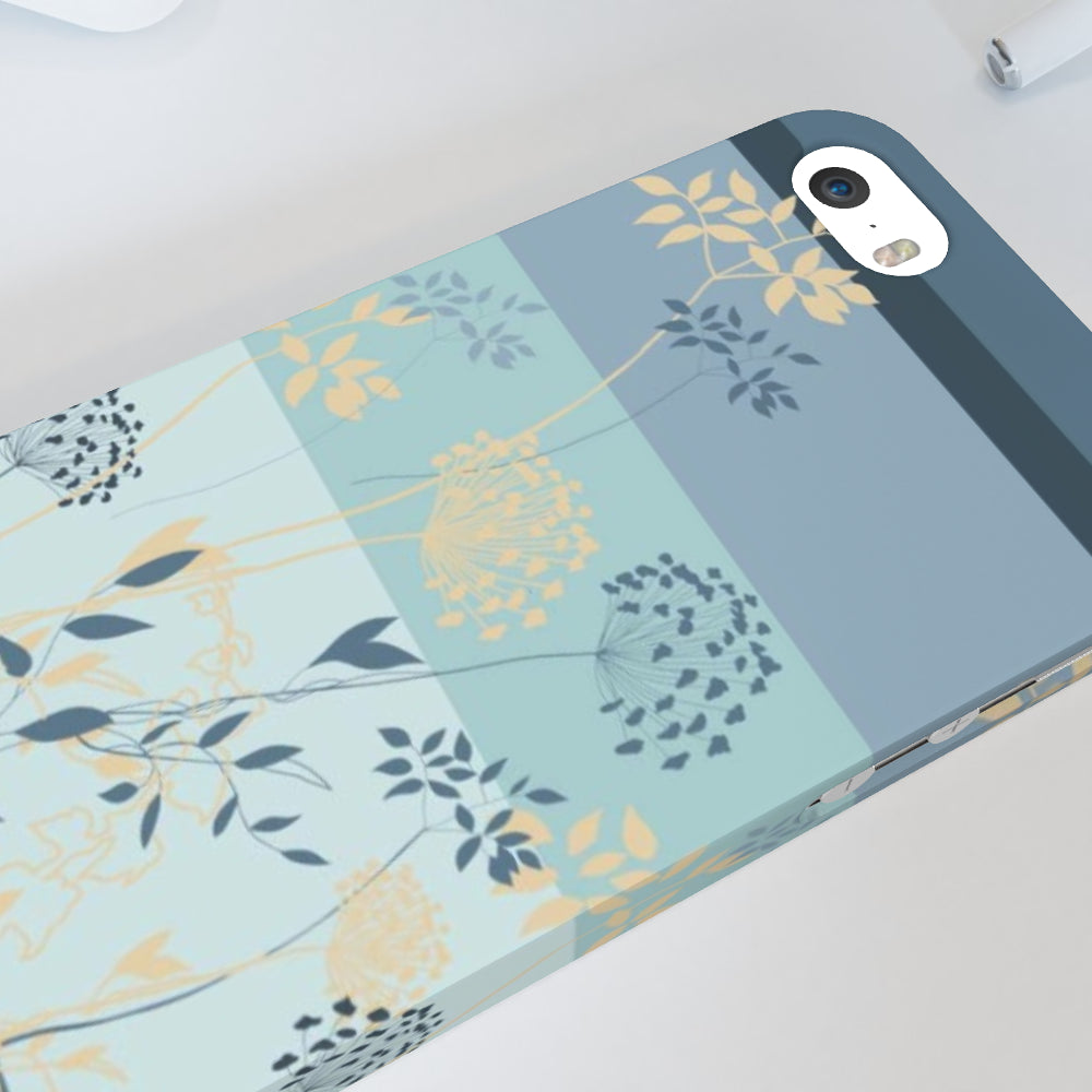 iPhone Cases - Delicate Flowers, Electronics by Print On It