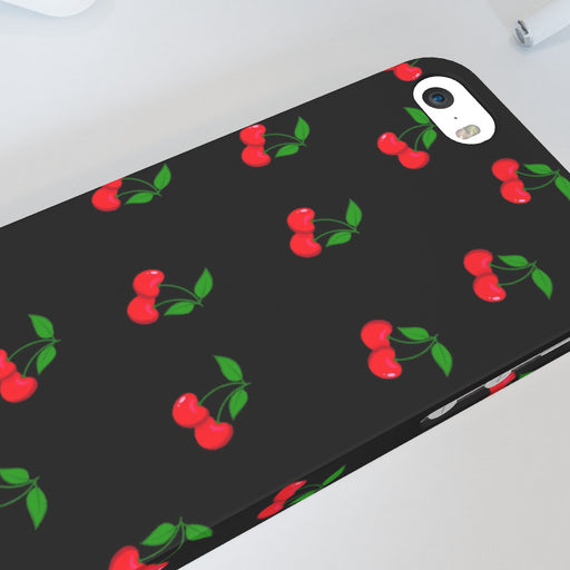 iPhone Cases - Black Cherries - printonitshop