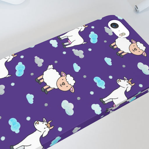 iPhone Cases - Sheep and Goat - printonitshop