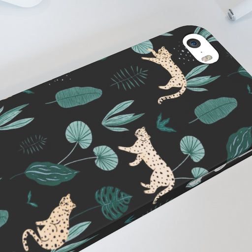 iPhone Cases - Lazy Leopard - printonitshop