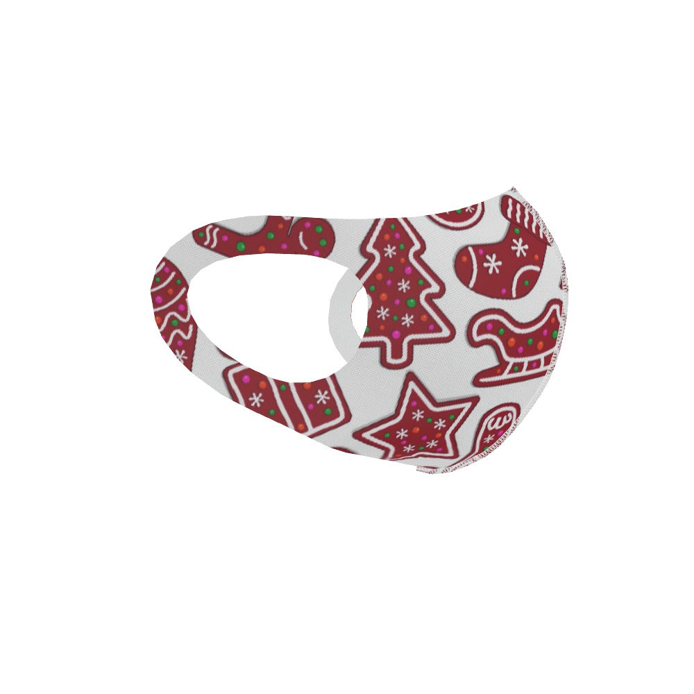 Ear loop Mask - Christmas Stuff, Clothing & Accessories by Print On It