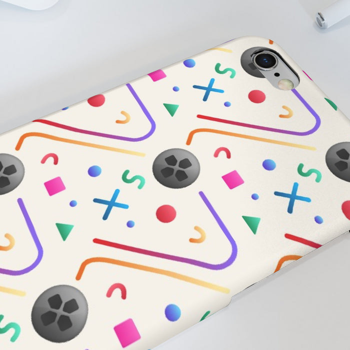 iPhone Cases - Controllerz Cream - printonitshop