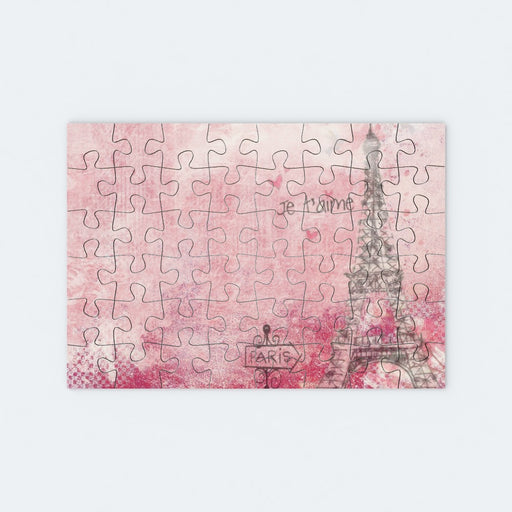 Jigsaw - Paris Love - printonitshop