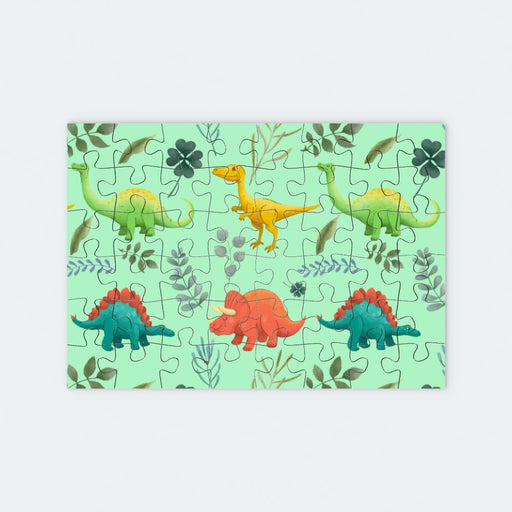 Jigsaw - Dino Light - printonitshop