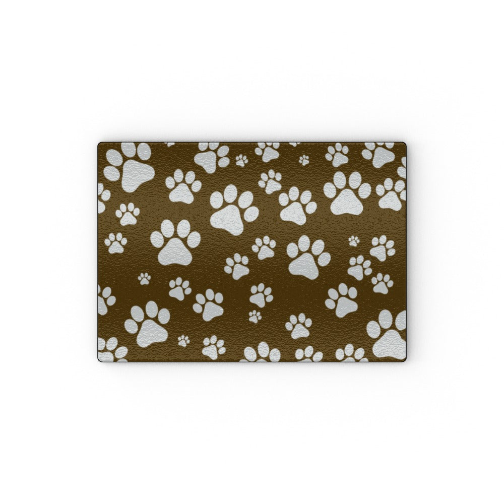 Glass Chopping Boards - Paws, Kitchen & Dining by Print On It