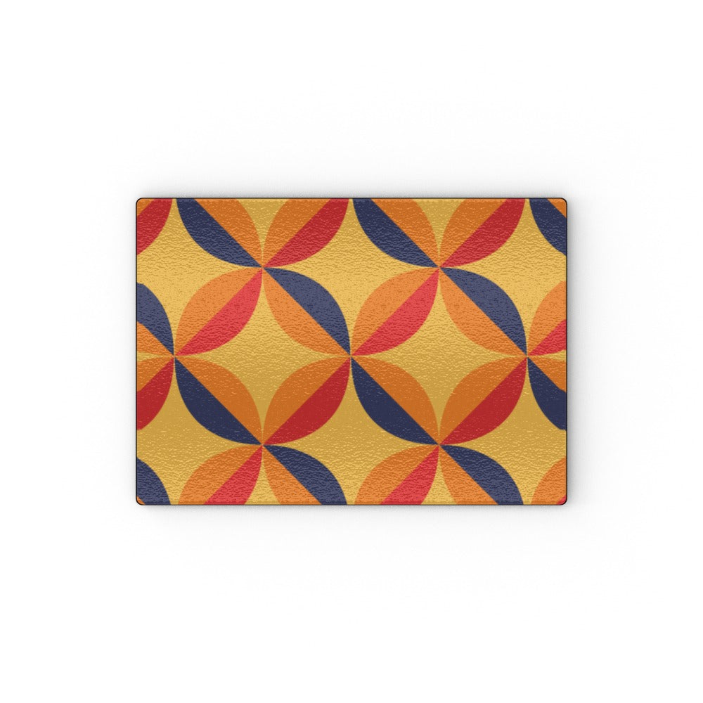 Glass Chopping Boards - Abstract One, Kitchen & Dining by Print On It