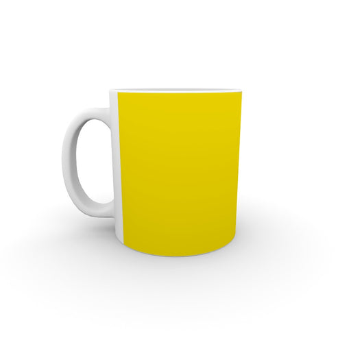 11oz Ceramic Mug - Yellow Flood - printonitshop