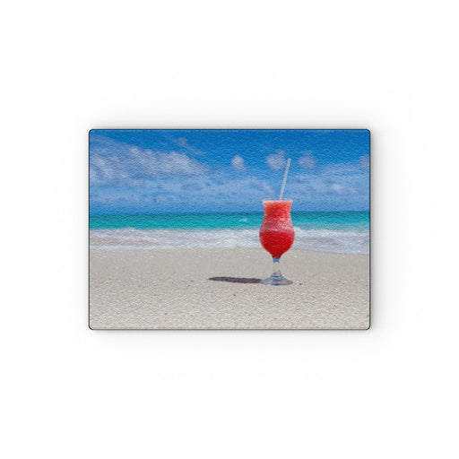 Glass Chopping Boards - Ice Smoothy - printonitshop