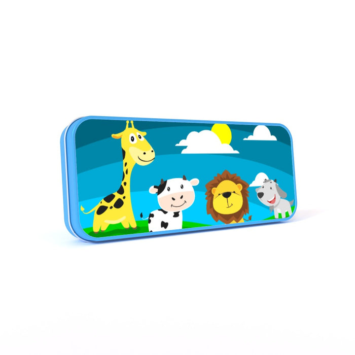 Pencil Tins - Animal Friends - printonitshop