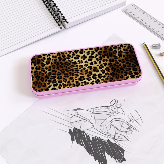 Pencil Tins - Leopard - printonitshop