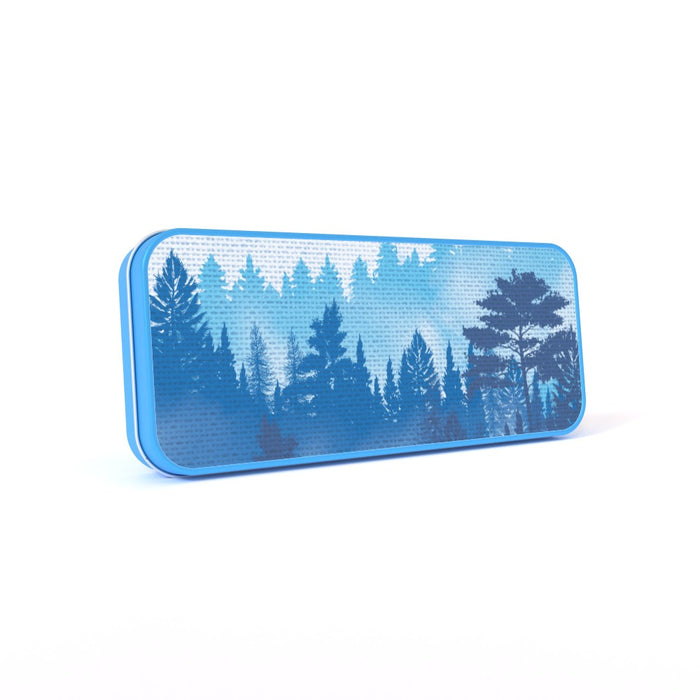 Pencil Tins - Forrest Blue - printonitshop