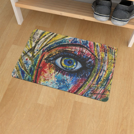 Floor Mats - Eye - CJ Designs - printonitshop