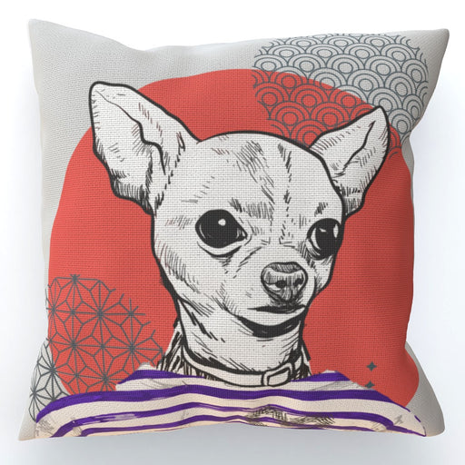 Cushion - To Cool For School Chiwawa - printonitshop