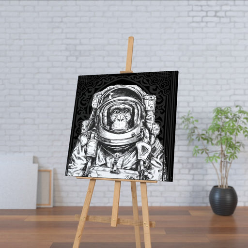 Wall Canvas - Space Monkey - printonitshop
