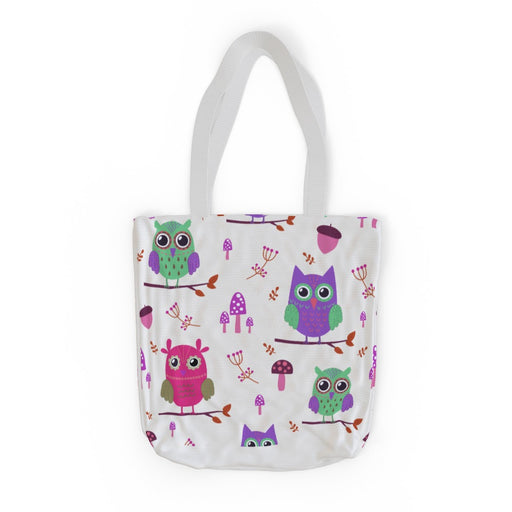 Tote Bag - Owl Friends - printonitshop