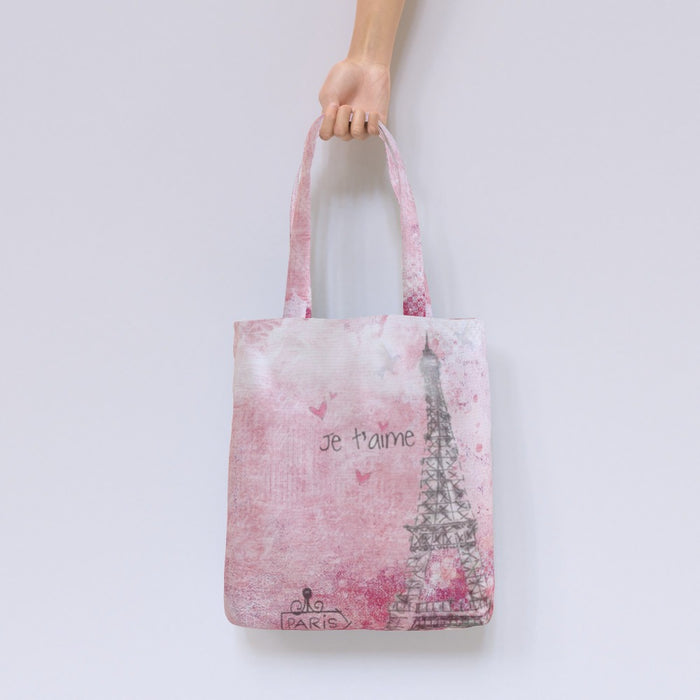 Tote Bag - Paris Love - printonitshop