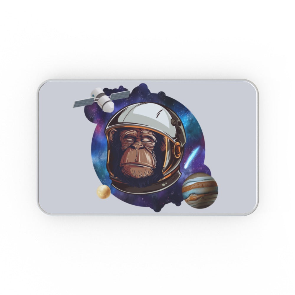 Metal Tins - Space Chimp, Gift Wrapping by Print On It