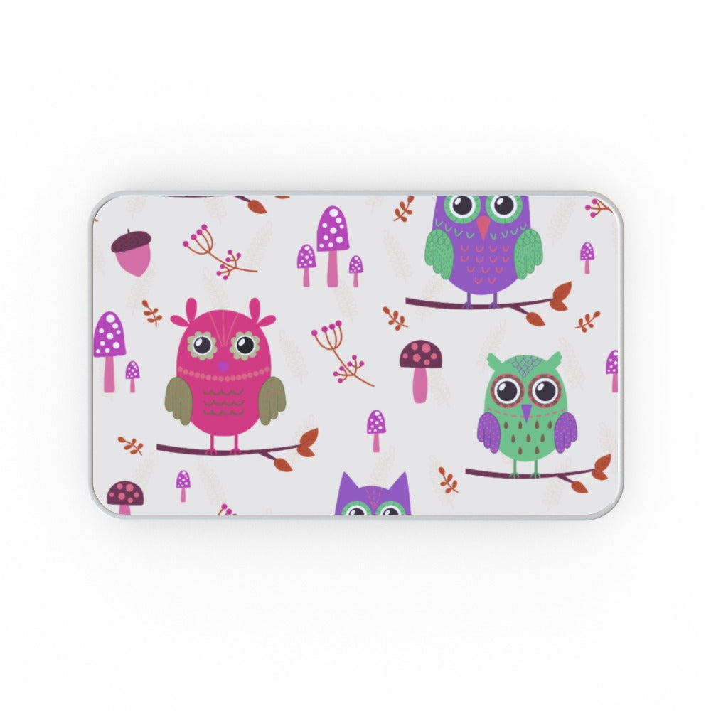Metal Tins - Owl Friends, Gift Wrapping by Print On It