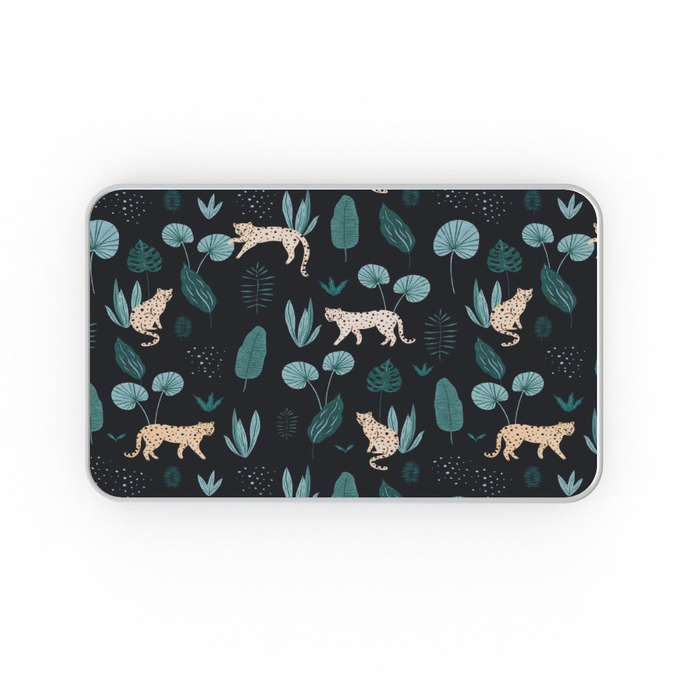 Metal Tins - Lazy Leopards, Gift Giving by Print On It