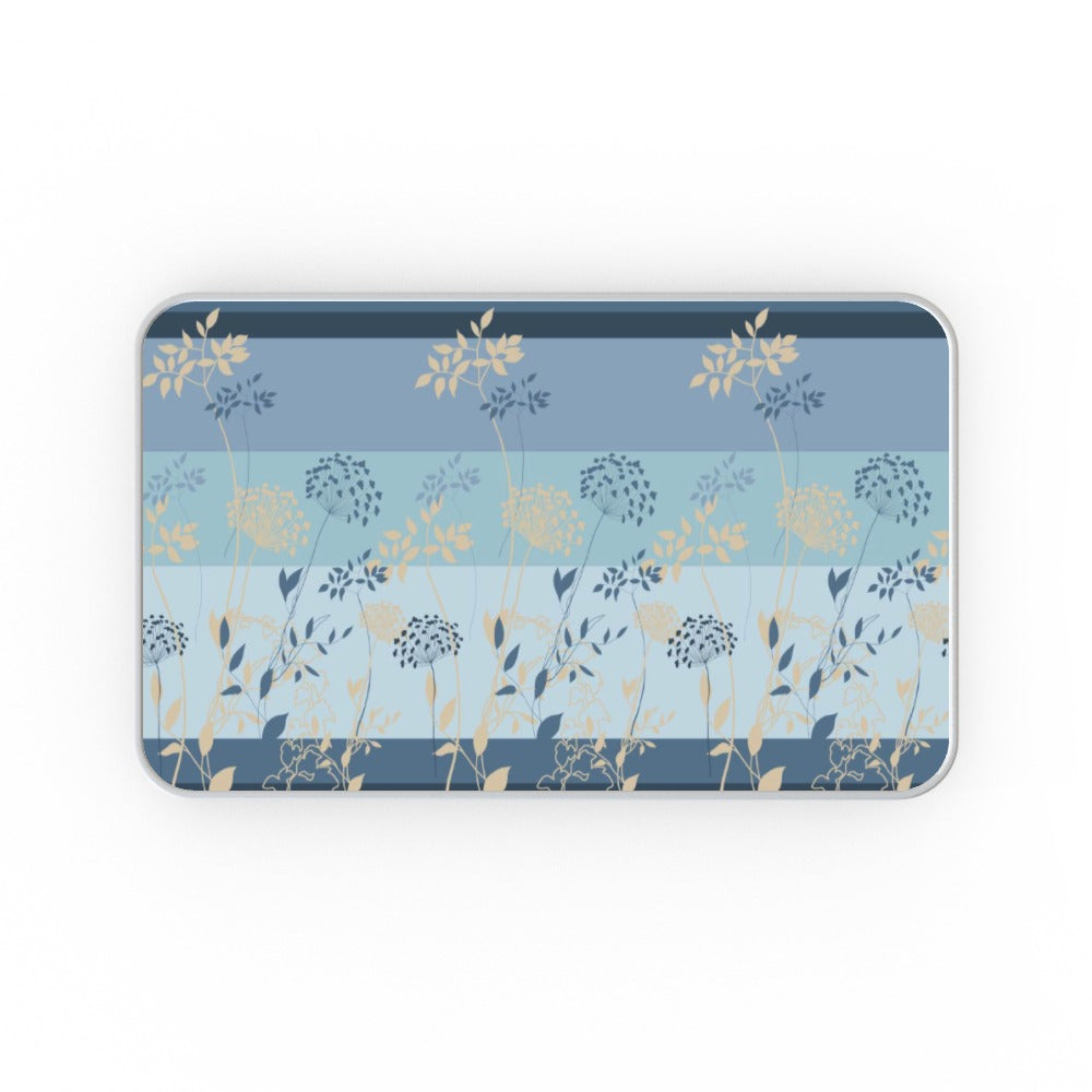 Metal Tins - Delicate Flowers, Gift Wrapping by Print On It