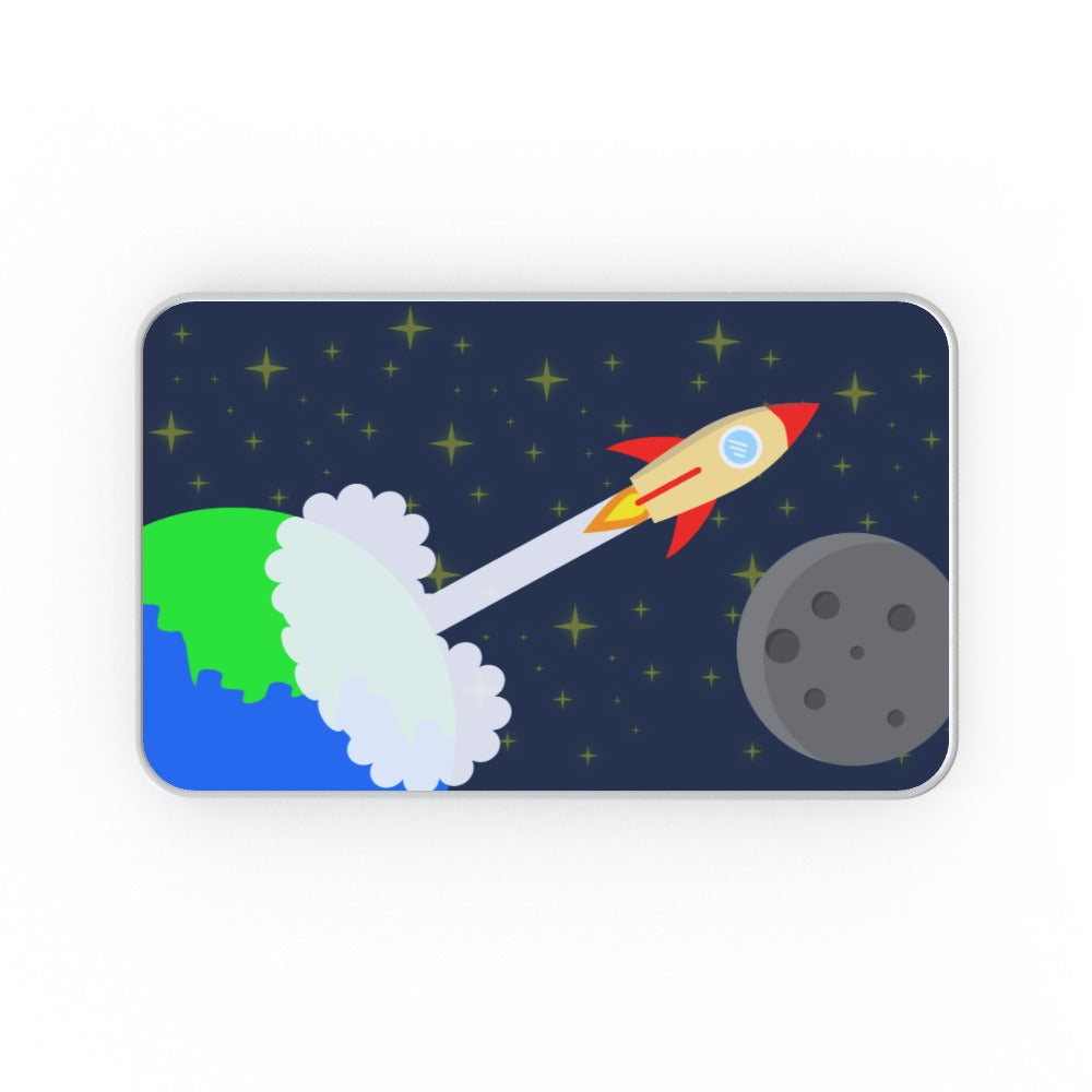 Metal Tins - Blast Off, Gift Wrapping by Print On It