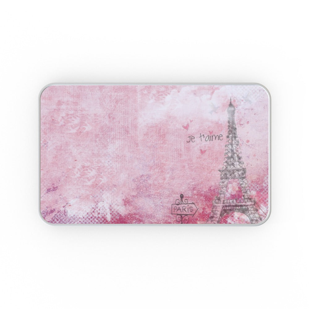 Metal Tins - Paris Love, Gift Wrapping by Print On It