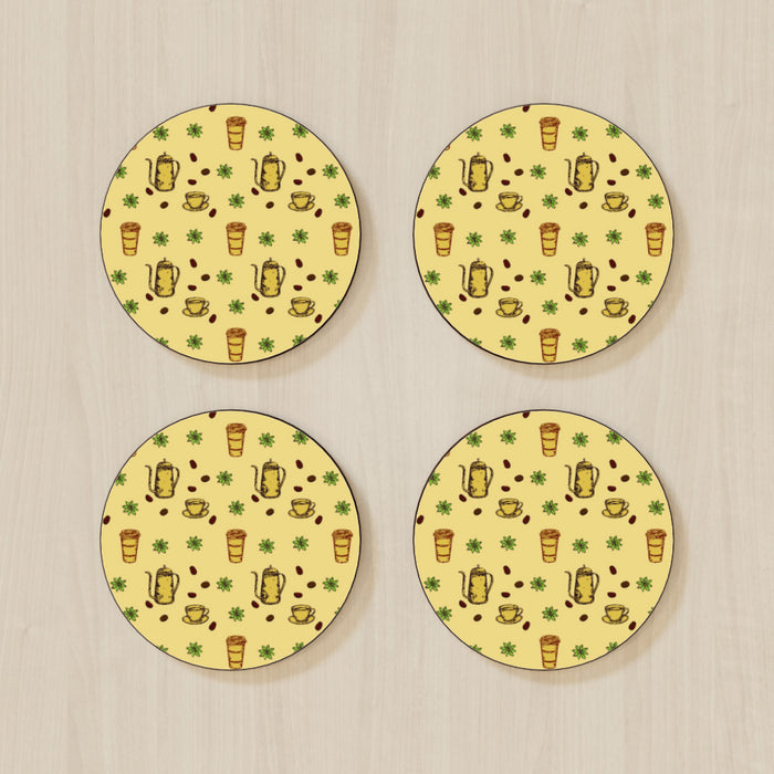 Coasters - Coffee - printonitshop