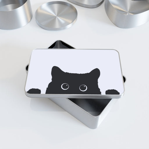 Metal Tins - Kitty - printonitshop