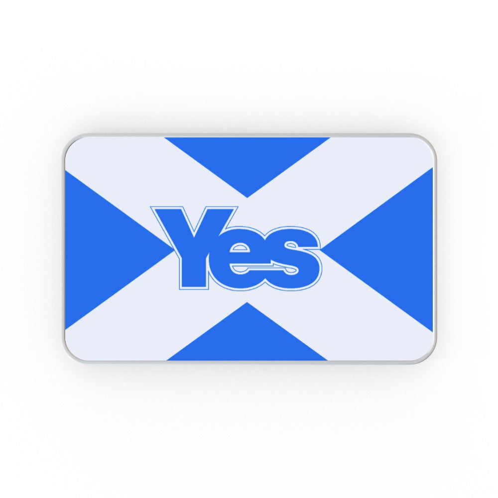 Metal Tins - Scotland Yes, Gift Wrapping by Print On It