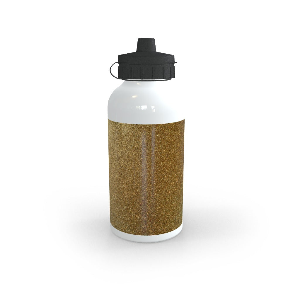Sports Bottles - Golden Shimmer, Food & Beverage Carriers by Print On It
